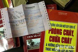 'Nở rộ' thủ đoạn giả mạo cảnh sát PCCC để lừa đảo