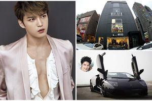 Choáng trước khối tài sản khủng của trai đẹp Kim Jaejoong, đại gia showbiz là đây chứ đâu!