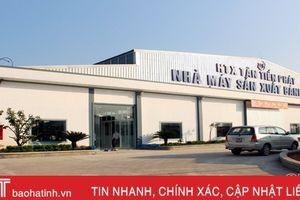 Hà Tĩnh có nhà máy sản xuất bánh kẹo lớn nhất Bắc Trung bộ