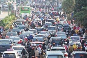 Hà Nội thu phí ôtô vào nội đô: Phương án để lựa chọn tuyến đường, phương tiện phù hợp