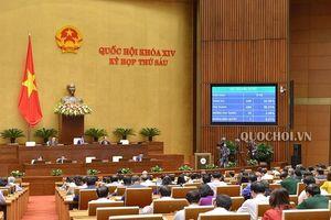 Nhất trí tổng chi ngân sách trung ương năm 2019 hơn 1 triệu tỉ đồng