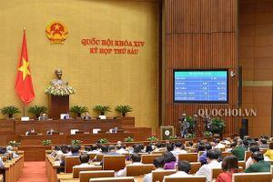 Quốc hội phân bổ hơn một triệu tỉ đồng ngân sách trung ương