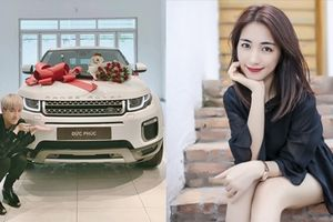 Đức Phúc vừa khoe mua được ô tô xịn sau nhiều năm 'cày bừa', Hòa Minzy đã công khai đòi nợ đàn em