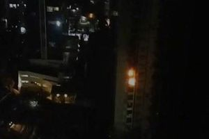 Ấn Độ: Cháy lớn ở tòa nhà cao 21 tầng, 2 người thiệt mạng
