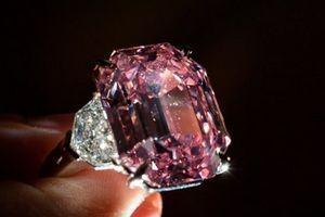 Lập tức đổi tên viên kim cương hồng Pink Legacy giá 'khủng''