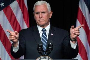 Phó Tổng thống Mỹ cảnh cáo 'Chiến tranh Lạnh toàn lực' với Trung Quốc