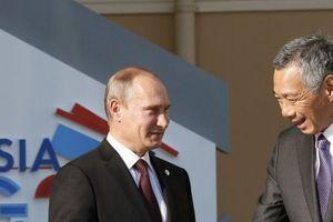 Bám đuổi Mỹ-Trung, 'xoay trục' của ông Putin sẽ làm châu Á 'dậy sóng'?