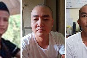 Đã bắt giữ được nhóm đối tượng chém nát chân đối thủ ở Phú Thọ