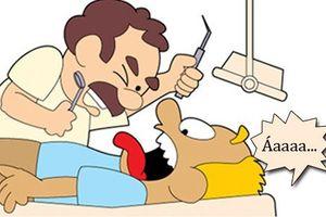 Tối cười: Lý do cần phải hét thật lớn khi gặp nha sĩ