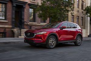 Mazda CX-5 2018 tiếp tục dẫn đầu phân khúc CUV trong tháng 10/2018