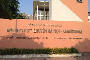 Điểm tên các trường là điểm sáng của giáo dục Thủ đô