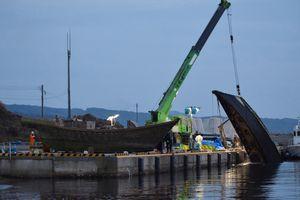 Bí ẩn hàng loạt 'tàu ma' chứa thi thể dạt vào bờ biển