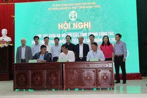 Sở Nông nghiệp và Phát triển Nông thôn Hà Nội tăng cường kết nối giao thương