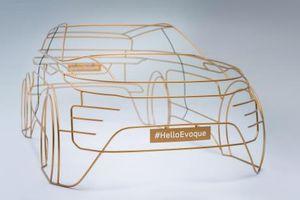 Đếm ngược thời gian chờ ngày ra mắt Range Rover Evoque mới