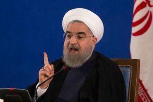 Tổng thống Iran: Mỹ đã chọn con đường trừng phạt sai lầm