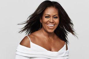 Cựu Đệ nhất Phu Nhân Nhà Trắng Michelle Obama tươi trẻ xuất hiện trên tạp chí