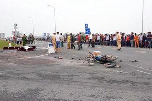 Vụ 2 mẹ con bị xe container đè tử vong: Nghẹn lòng gia cảnh nạn nhân