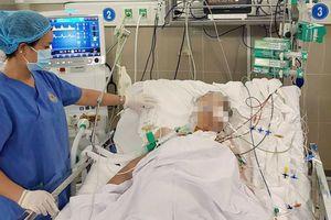 Cứu sống nữ bệnh nhân 81 tuổi suy tim, nguy kịch hô hấp cấp
