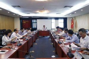 Chuẩn bị tổng kết Đề án tổng thể điều tra cơ bản và quản lý TNMT biển