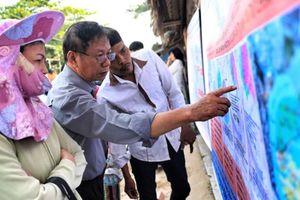 Thanh tra Chính phủ tiếp tục rà soát lại 160 ha tái định cư ở Thủ Thiêm
