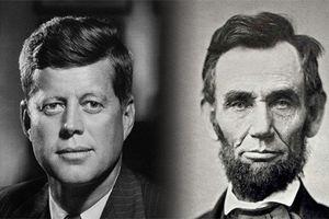 Điểm trùng hợp khó tin giữa Tổng thống Lincoln và Kennedy