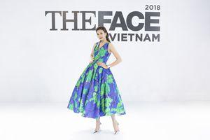 Những trang phục thời thượng gây ấn tượng của Thanh Hằng tại The Face