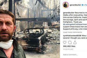 Cháy rừng tại California: Hàng loạt biệt thự triệu đô của sao Hollywood bị thiêu rụi