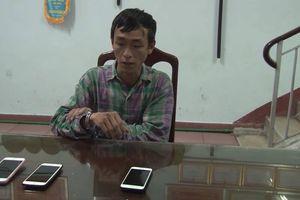 TT- Huế: Bắt giữ đối tượng đi ship hàng tiện thể trộm luôn Iphone