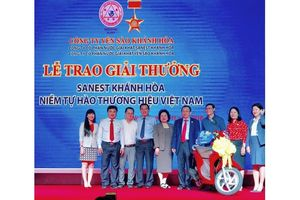 Sanest Khánh Hòa trao thưởng đợt 3