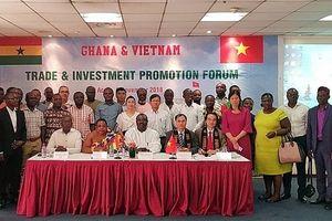 Ghana, thị trường xuất khẩu và đầu tư tiềm năng của Việt Nam