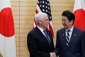Mỹ thúc đẩy hiệp định thương mại tự do song phương với Nhật Bản