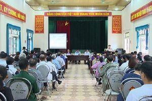 Tỉnh Ninh Bình nên tiếp tục lắng nghe tâm tư cư dân Nam Sơn!