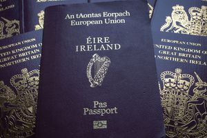 'Sốt' hộ chiếu Ireland trước thềm Brexit