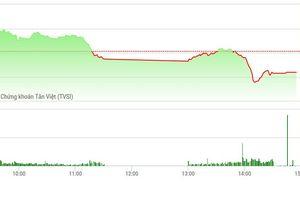 Chứng khoán chiều 14/11: VN-Index trụ lại ngay mốc 900 điểm