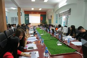 Huyện Ba Vì: Triển khai 'Đề án tăng cường kiểm soát kê đơn thuốc và bán thuốc kê đơn'