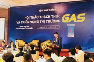 Nhu cầu phát triển một thị trường gas cạnh tranh lành mạnh là cần thiết hiện nay