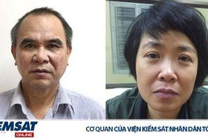 Khởi tố, bắt tạm giam nguyên Tổng Giám đốc & Phó TGĐ Mobifone