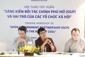 Sáng kiến đối tác chính phủ mở (OGP) – Điểm đến tiếp theo của Việt Nam sau CPTPP