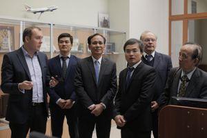 Trường ĐH GTVT TP. HCM phối hợp đào tạo, nghiên cứu khoa học và chuyển giao công nghệ với ĐH GTVT Liên bang Nga