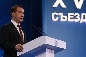 Nga dọa tẩy chay Diễn đàn Davos nếu WEF 'cấm cửa' giới doanh nhân