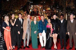 'Tội ác của Grindelwald' quy tụ dàn sao 'khủng' ngày công chiếu