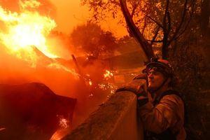 44 người chết, hàng trăm người mất tích vì cháy rừng ở California (Mỹ)