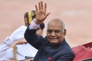 Tổng thống Ấn Độ và Phu nhân thăm cấp Nhà nước tới Việt Nam