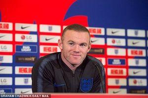 Wayne Rooney không ham băng đội trưởng trong ngày trở lại tuyển Anh