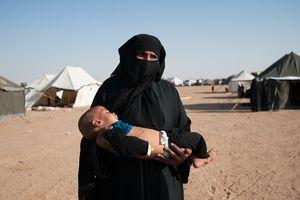 Tàn dư IS vẫn gieo rắc nỗi ám ảnh với người dân Syria