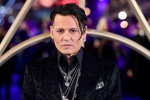 Johnny Depp phong độ trở lại sau vẻ tiều tụy vì scandal đánh người