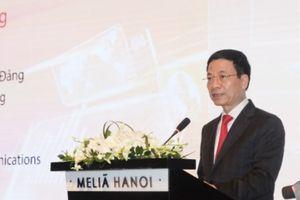 'Việt Nam sẽ là một trong những nước triển khai 5G đầu tiên trên thế giới'