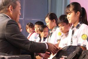 Doanh nghiệp Nhật đồng hành cùng học sinh nghèo hiếu học tỉnh Đồng Nai