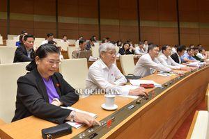 Quốc hội duyệt chi ngân sách Trung ương 2019 hơn 1 triệu tỷ đồng