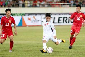 Quang Hải đua bàn thắng đẹp nhất vòng 1 AFF Cup 2018